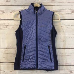 Marmot Quilted Vest, XS